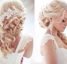 Frozen's Elsa inspired hair for the big day!