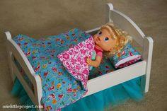 La gente corre a comprar estas camas de muñecas de IKEA pero no por la razón que piensas