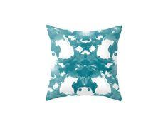 Ink Blot Print Accent Pillows - Set of 2 by Mod Pieces | Accent Pillows | AHAlife.com