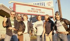 Young Grateful Dead