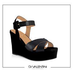 Sandália Di Valentini na loja A Ideal Tecidos . ♥