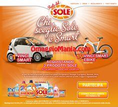 """Vinci automobile e ebike Smart e ricevi borsa termica gratis con """"Il Sole"""" - http://www.omaggiomania.com/concorsi-a-premi/vinci-automobile-ebike-smart-ricevi-borsa-termica-gratis-sole/"""