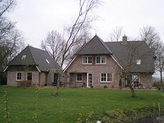 Nieuwbouw huis & garage Aalden
