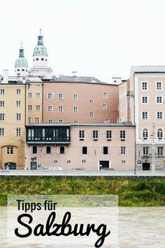 Tipps für einen Tag in Salzburg // Restaurants, Cafés, Must Dos
