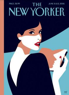 This weeks The New Yorker. Artwork Malika Favre Art Editor Françoise Mouly Editor: David Remnick Click here for more covers The New Yorker on Coverjunkie