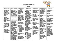 Teach Early Autism - skill building sheet for language using bubbles! Autism Preschool, Autism Teaching, Autism Activities, Autism Classroom, Language Activities, Preschool Classroom, Therapy Activities, Therapy Ideas, Speech Language Therapy