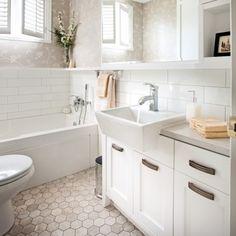 Rafraîchir la salle de bain - Salle de bain - Avant après - Décoration et rénovation - Pratico Pratique