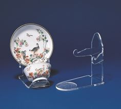 Perfect To Display Tea Cups And Saucers In Your Kitchen Or China Cabinet.  #tea