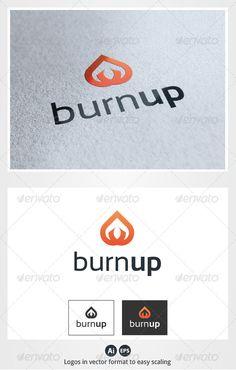 Burn Up Logo