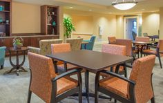 GLOBALcare installation at Encore at Avalon Park Assisted Living & Memory Care facility.