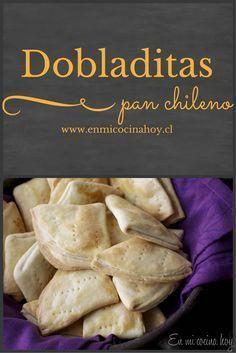 Dobladitas Tattoos And Body Art japanese tattoo art Bread Recipes, Pizza Recipes, Chilean Recipes, Chilean Food, Salty Foods, Comida Latina, Pan Bread, English Food, Latin Food