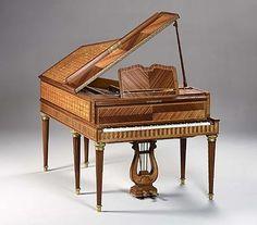 Edwardian Grand Piano