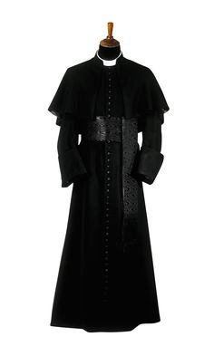 Clerical Full Soutane (Made to measure) Watts custom made to measure soutane, using only the finest materials to create a cassock to your...