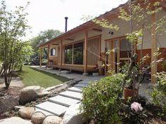 木の家の実例<新築> - 日本の木のいえ情報ナビ