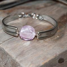 Bracelet, silverware jewelry, spoon jewelry, silverware art, fork bracelet by SennaDesigns on Etsy