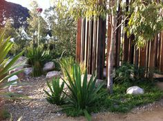 September Sky Show Garden at the Australian garden Show Sydney. Designers Andrew Fisher Tomlin and Tom Harfleet.
