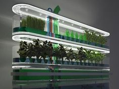 Your Own Personal Vertical Farm from Philips