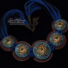 Светлана Паренькова Svetlana Parenkova http://www.livemaster.ru/parenkova   #украшение  #jewelery #полимернаяглина #fimo  #polymerclay #кулон #дизайн #мода #цвет #color #купить #красиво #beautiful #стиль