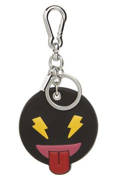 COACH 'Cheeky Emoji' Bag Charm available at #Nordstrom