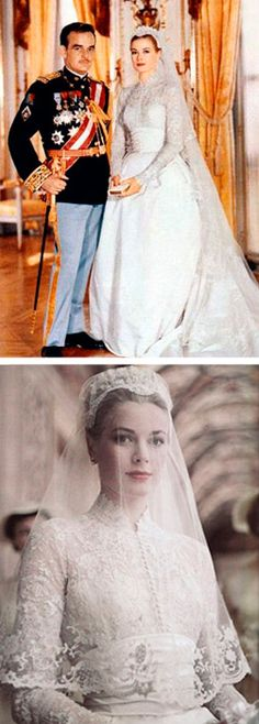 Vintage Wedding Dress - Through the Decades