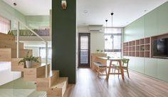 Colores para pintar un piso pequeño - ¿Y en verde? | Galería de fotos 16 de 18 | AD