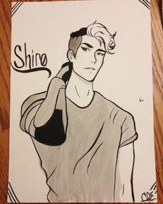 Shiro>>>>OMG this Shiro fan art is beautiful Form Voltron, Voltron Ships, Voltron Klance, Shiro Voltron, Takashi Shirogane, Voltron Fanart, Doja Cat, Fan Art, Allura