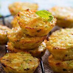 Cukkinis muffin Recept képpel - Mindmegette.hu - Receptek