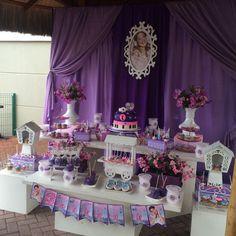 Disney Violetta Inspired Birthday Party