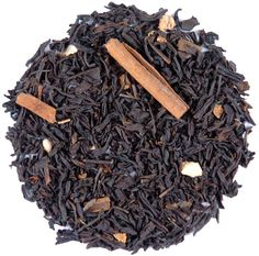 Orange and Spice Black Tea.  We begin this classic tea with hand picked Sri Lankan black tea and add all the flavors of fall - cinnamon sticks, citrus peel, and spices. It's warm and comforting. Of course, it's one of our biggest sellers when the weather turns a bit chilly.