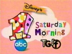 when saturday morning cartoons were awesome