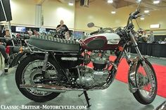 The Triumph TR6, with eye-popping Pictures, Specs, History & more...