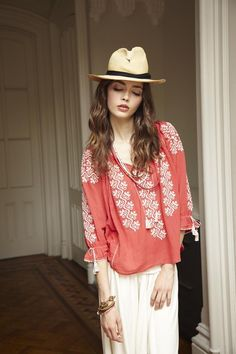 Ulla Johnson S/S '13 look book