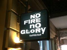 New NO FIRE NO GLORY Kaffee und Kuchen von tausendsuend Rykestr Prenzlberg
