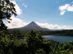 2 Week Costa Rica itinerary - Arenal Volcano