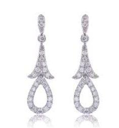 Diamond Drop Earrings, Symbols, Diamond Earrings, Glyphs, Icons