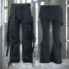 Wir machen Schluss mit langweiligen #Jeans und öden #Leggings. Die #Bootcut Leggings von #Gothicana by #EMP kombiniert die bequeme Passform einer Leggings mit dem coolen #Style von Bootcut-Jeans. Das Resultat ist die wohl bequemste Leggings, die durch das angenähte #Rockteil und die Schnürung zugleich die extravaganteste Leggings ist. Übrigens: Wir haben auch coole #Gothic #Männermode im Shop! #goth #empstyle