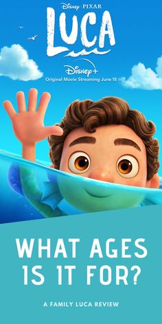 Are you gearing up to watch Pixar's latest release? This Luca movie review from each member of the family will help you decide what ages the movie is best for! Disney Original Movies, Classic Disney Movies, Best Halloween Movies, Best Christmas Movies, Old Disney Tv Shows, Family Movie Reviews, Disney Easter Eggs, Lucas Movie, Disney Movie Quotes
