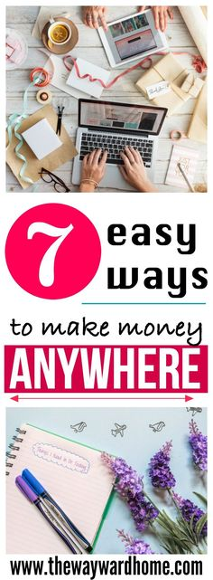 Learn simple ways to make money anywhere with little effort! These little tricks will help with your budget and bottom line. Great way to make a little extra money!