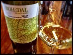 El Alma del Vino.: Bodega Bohedal Blanco Joven 2013 y Gran Bohedal Blanco Fermentado en Barrica 2013.