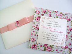 convites de tecido
