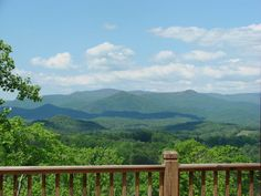 Murphy, NC.  How can you not love this view!