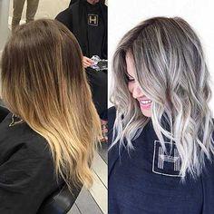 10-Short Ash Blonde Hair