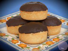 Jaffa Cake Friands 1 - V