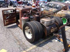 diesel rat rod truck   hot rod, rat rod Trucks