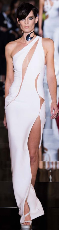 Spring 2015 Couture Atelier Versace