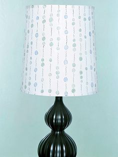 Creative Ways to Reinvent a Lampshade