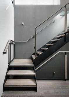 Telegraph Hill, Feldman Architecture Loft Staircase, Staircase Design,  Staircase Railings, Stairways,