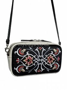 River Island Bags UK Sale | River Island Embroidered Side Strap Mini Tote  Bag Women In