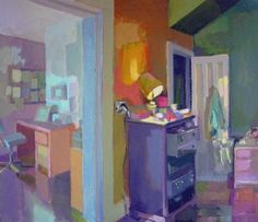 Cluttered Spaces by Jennifer O'Connell