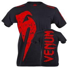 T-shirt VENUM Giant Red Devil